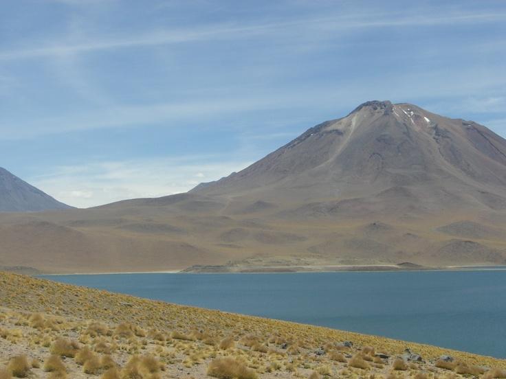 Lagunas altiplanicas - north of Chile