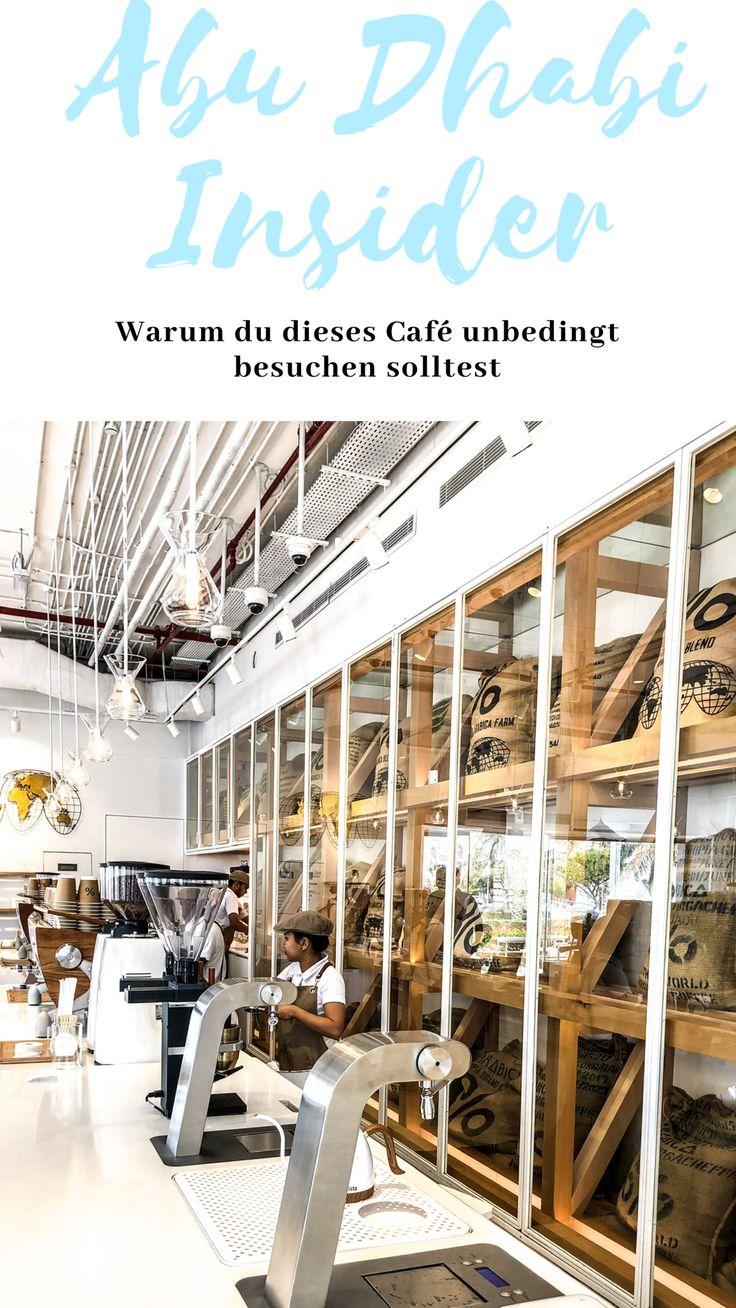 ABU DHABI INSIDER: WARUM DU DIESES CAFÉ UNBEDINGT BESUCHEN SOLLTEST
