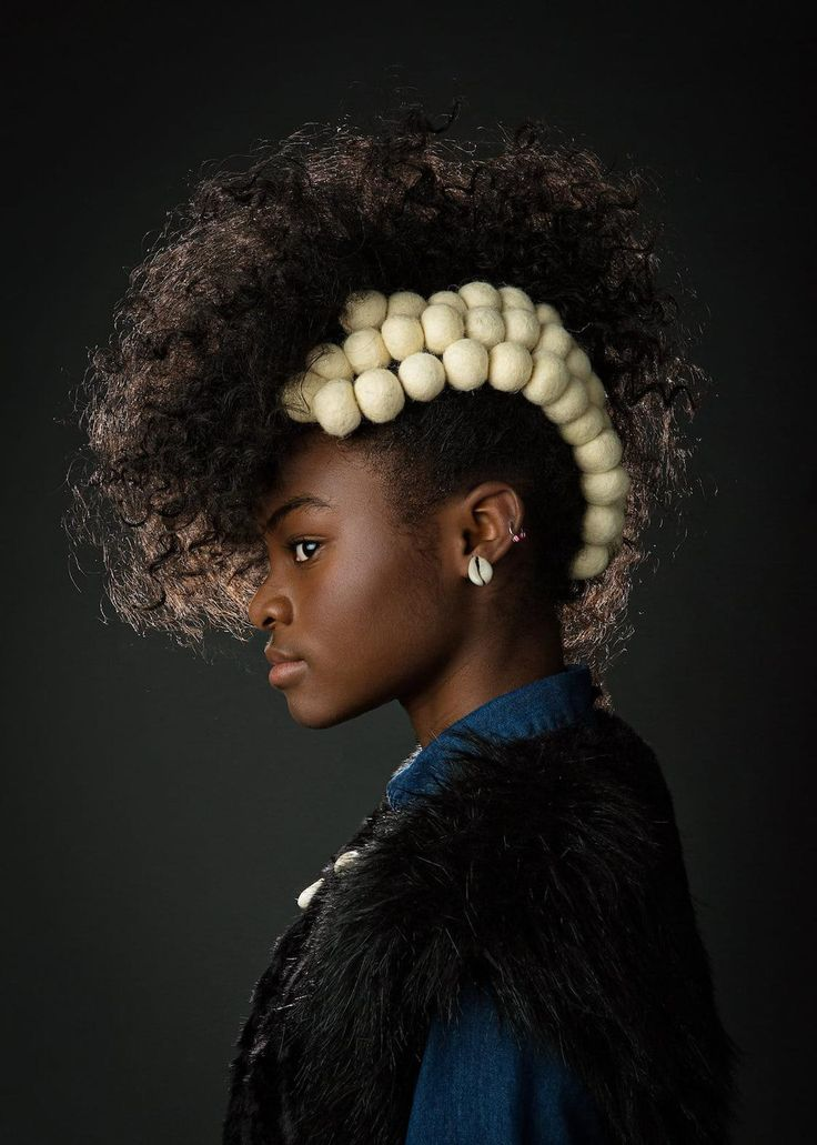 easy hairstyles for photoshoots