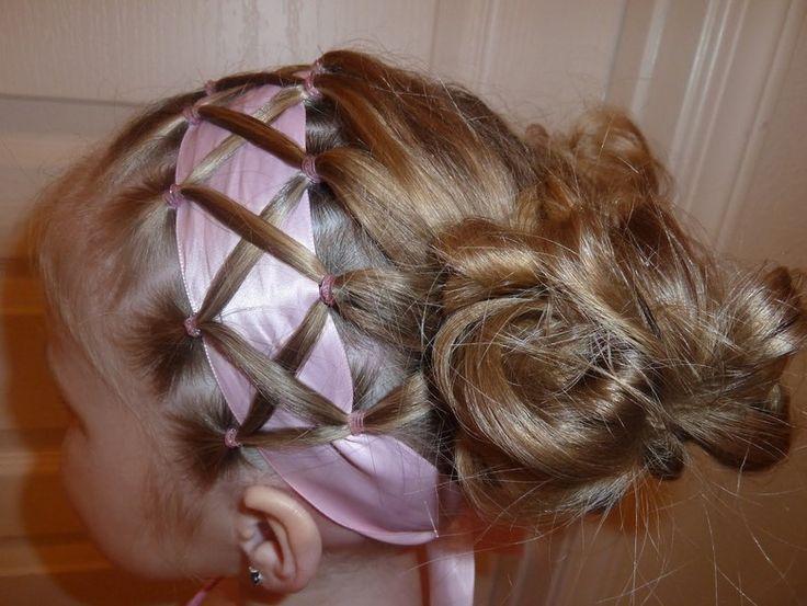 21 süße Frisuren für Mädchen