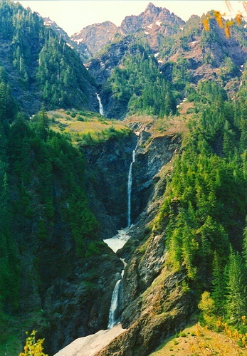 Enchanted Valley, WA... looks like some great backpacking: Except, The View, Place