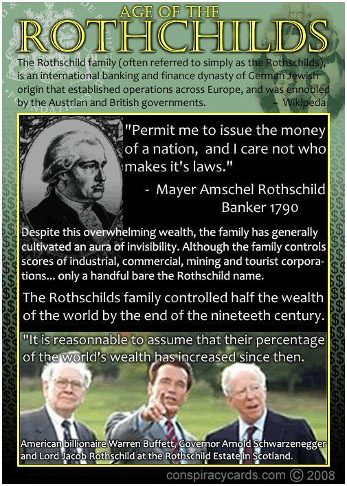 Rothschild Family Quotes. QuotesGram