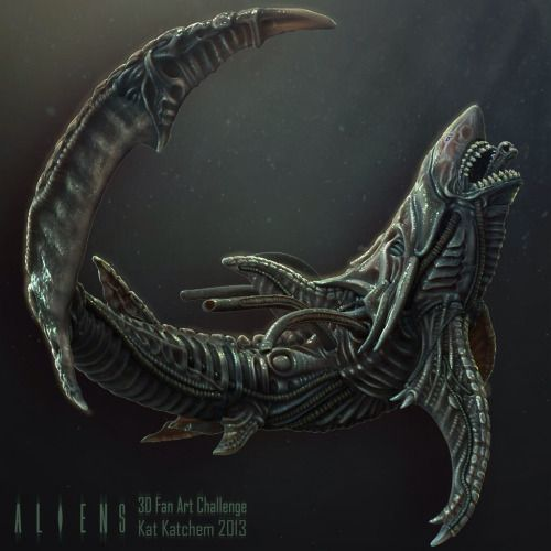 10 best Xenomorph images on Pinterest | Xenomorph, Aliens ...
