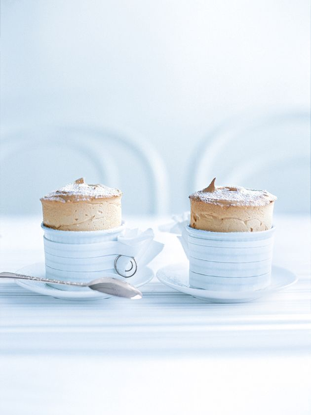 honeycomb souffles from donna hay