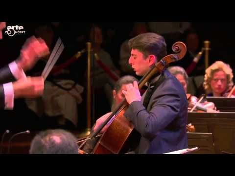 Narek Hakhnazaryan plays Tchaikovsky - Variations on a Rococo Theme for cello and orchestra - YouTube