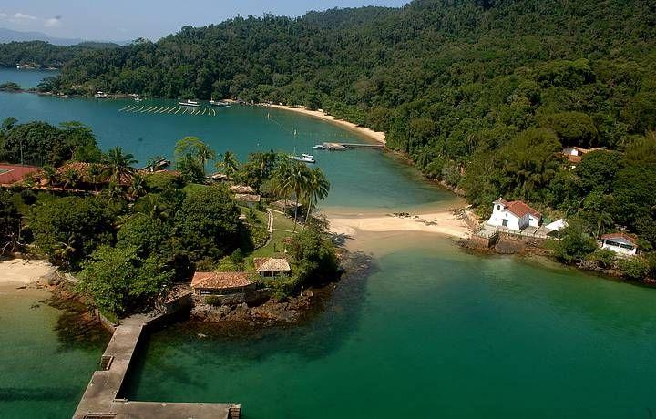 Piedade Island -  Angra dos Reis, RJ