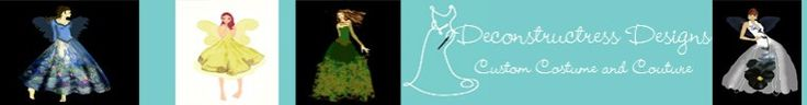 Custom Costumes and Couture  Corpse Bride, Black Swan, Glinda, and more