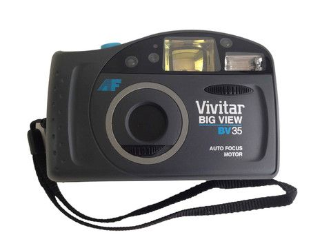 Vivitar Big View BG 35 With Carry Bag – Junkie Charity Store