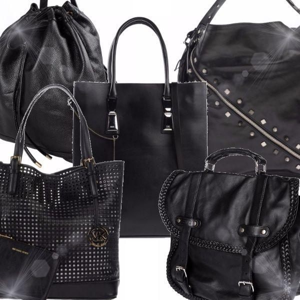 Una selezione di borse e zaini eleganti ma versatili, Tutti i modelli possono essere utilizzati dall'ufficio al tempo libero.  Queste borse  sono capienti e comode,  borse a spalla o zainetti, nelle quali racchiudere il vostro mondo per averlo sempre a portata di mano!