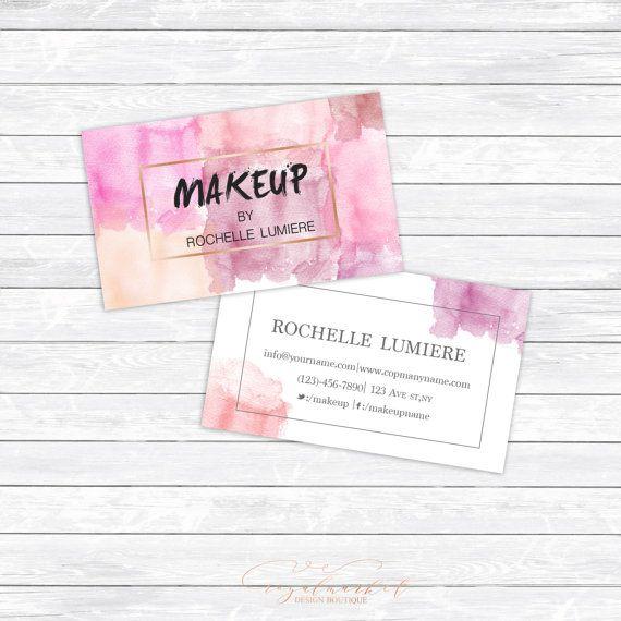 25 best ideas about makeup artist cards on pinterest