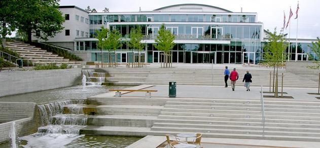 Brunstad Conference Center Norway  (My church)