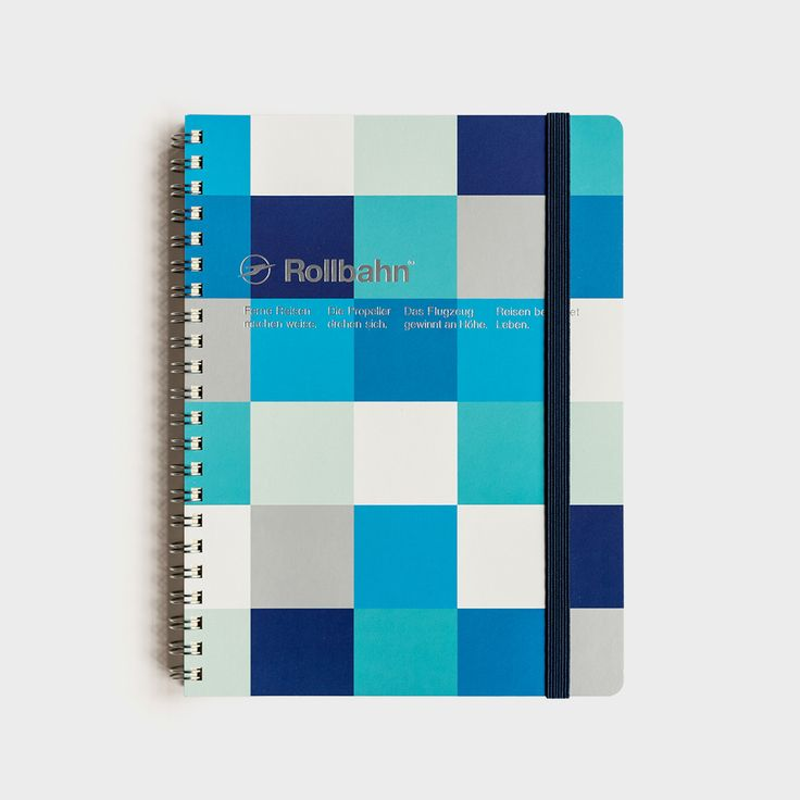 Getting ready to fill your notebooks to the brim with what you'll learn in lectures, tutorials and study groups?  A study notebook must be practical and affordable yet still be stylish and feature excellent paper. Delfonics Rollbahn notebooks use grid ruling and are spiral bound, which are super convenient for note-taking. They have five internal pockets for all those handouts!
