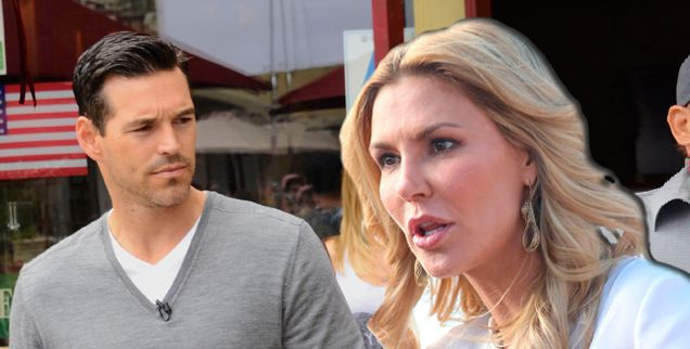 #NotFun! Brandi Glanville Says She's Still In Legal Dogfight With Ex Eddie Cibrian Over Alimony He Overpaid Her | Radar Online