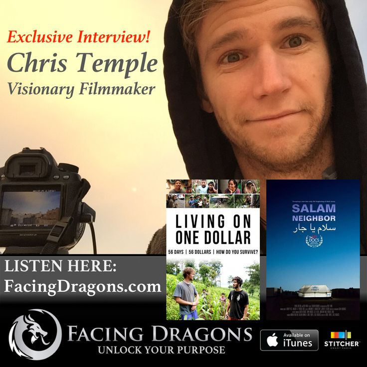 FD16 CHRIS TEMPLE @SALAMNEIGHBOR @LIVINGONONE – VISIONARY MILLENNIAL DOCUMENTARY FILMMAKER – NETFLIX BEST DOCUMENTARIES