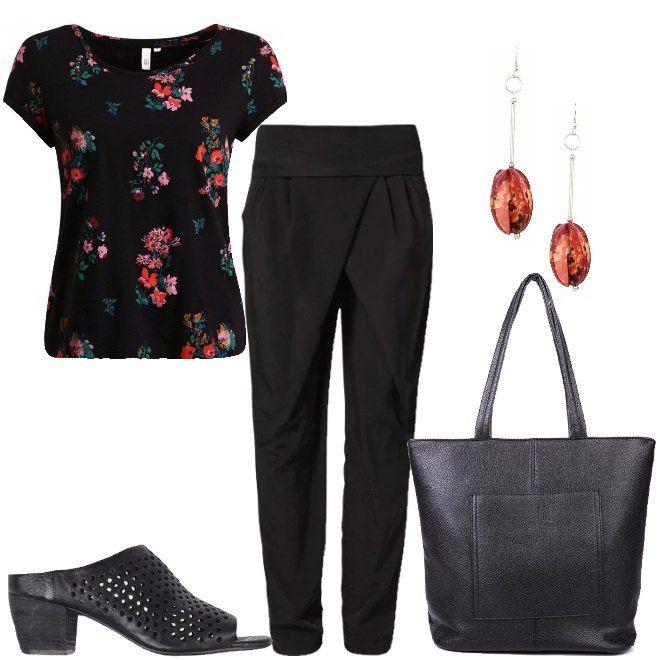Oltre 20 migliori idee su pantaloni neri su pinterest for Ufficio sinistri t shirt