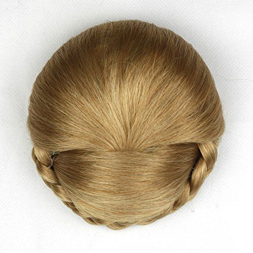 Remylady Hair Chignon Bun Hairpiece Clipin Roller Hairpieces Style 031011 Gold Brown >>> Click image for more details.(This is an Amazon affiliate link and I receive a commission for the sales)