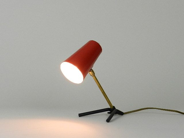 Desk/Wall Lamp by ZigZagmidcentury on Etsy