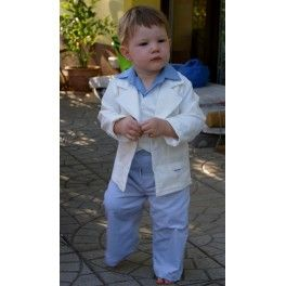 Garnitur  dwukolorowy, ubranka dla dzieci, garnitury do chrztu, ubranka na roczek, garnitury dla chłopców