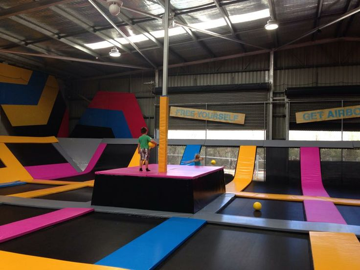 Bounce Cannington Trampoline Park Things To Do In