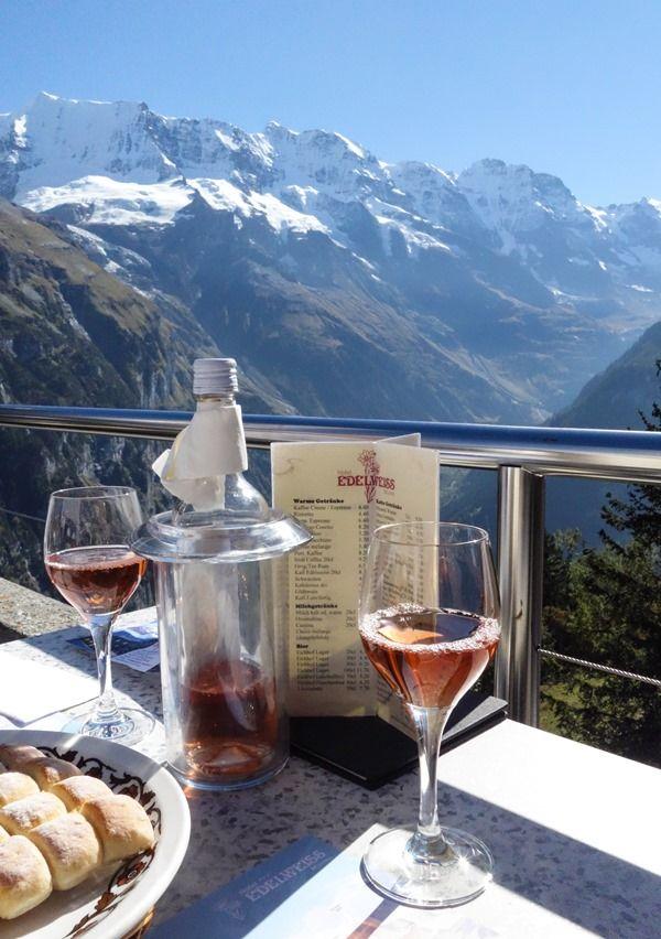 Murren, Berner Oberland, Switzerand