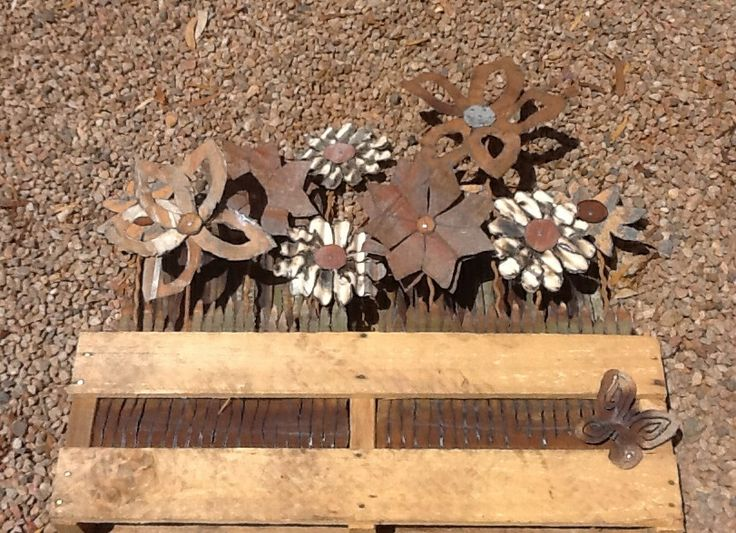 Flower planter box 800mm x 800mm. Made by Ruth's rustic creations.