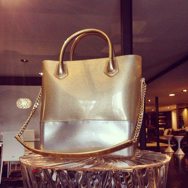 Golden Grace K bag | via Instagram - thanks to @format