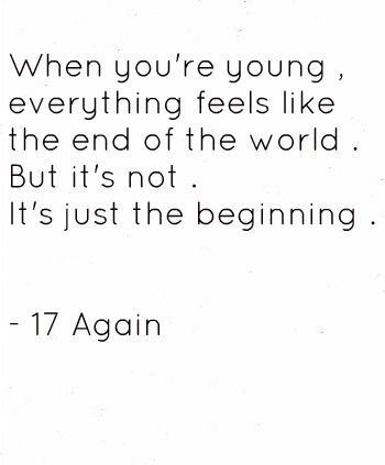 - 17 Again