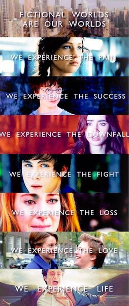 hunger games, harry potter, mortal instruments, percy jackson, divergent, the fault in our stars