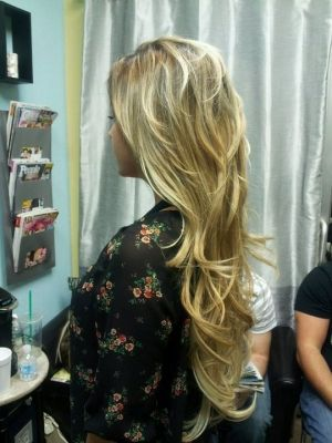 11 best hair extensions before after images on pinterest curls after 7 hair extensions pmusecretfo Gallery