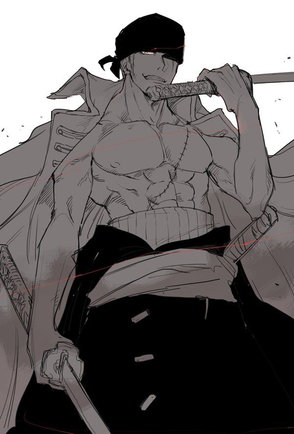 Roronoa Zoro. Is it wrong to have a crush on a anime character. I don't care if I have to hold his hand forever