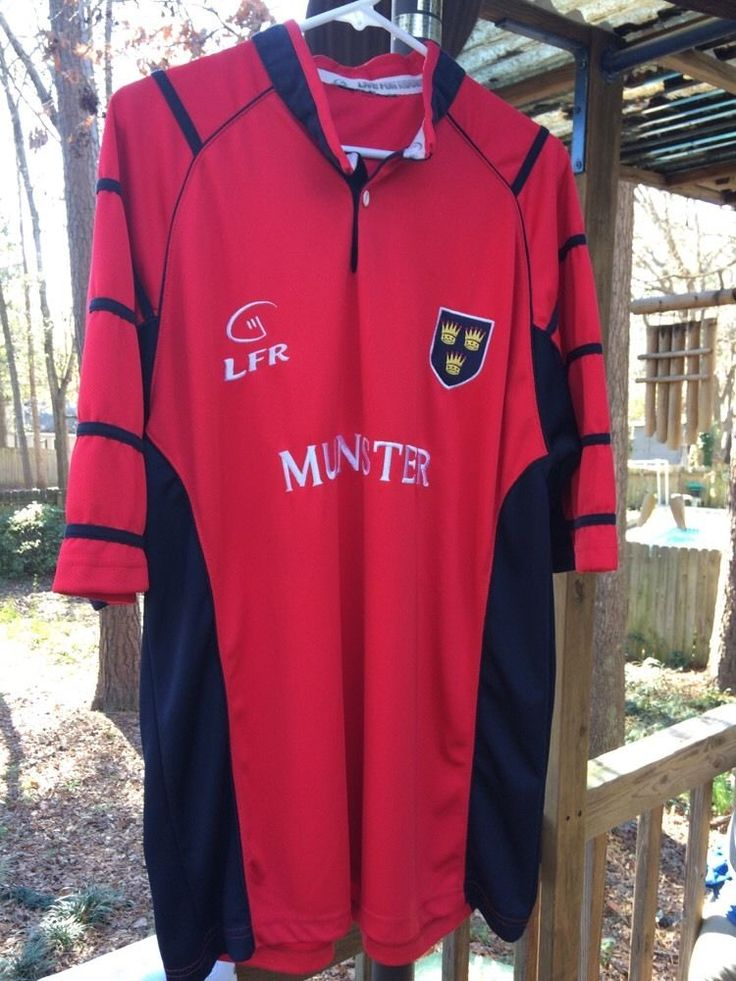 LFR Rugby Jersey / size tag removed  #LFR