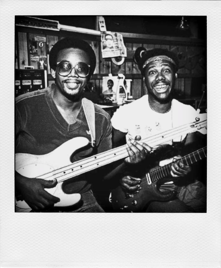 Bernard Edwards & Nile Rogers (Chic)