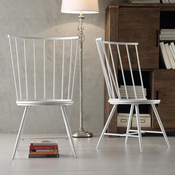 INSPIRE Q Truman High Back Windsor Classic Side Chair #diningchairs #velvetchair #chairdesign comfortable chair, modern chairs ideas, side chair | See more at http://modernchairs.eu