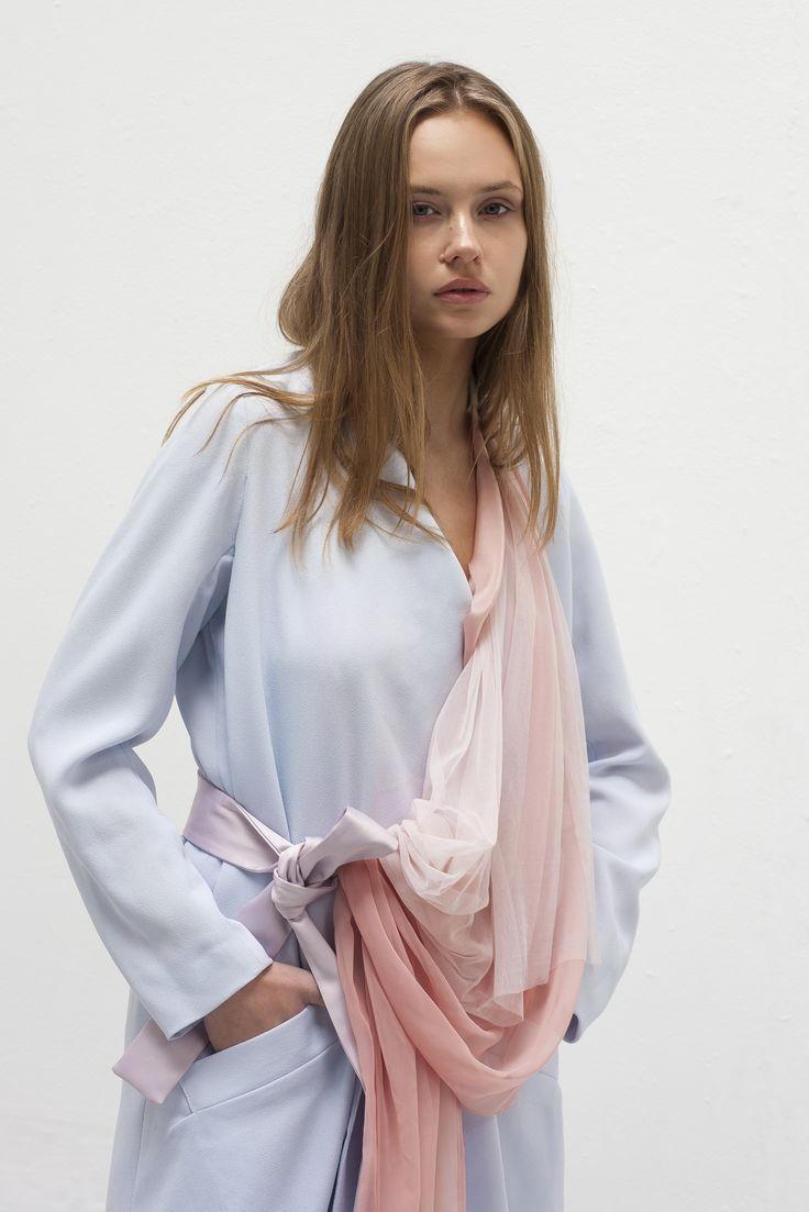 Julie Cotter Fashion Design Graduate - LSAD SS 16  Obscure Exultation