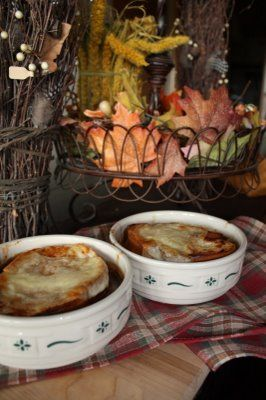 Best French Onion Soup recipe EVER! MMMM!