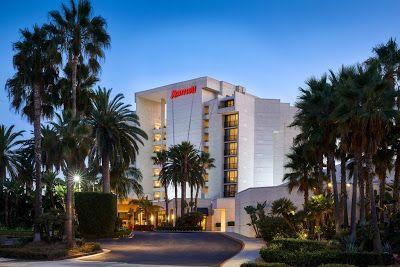 Travel Destination Guide: Newport Beach Marriott Hotel & Spa