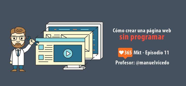 crear una pagina web en wordpress