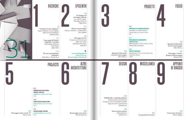 60 Beautifully Modern and Inspirational Magazine / Book Layouts