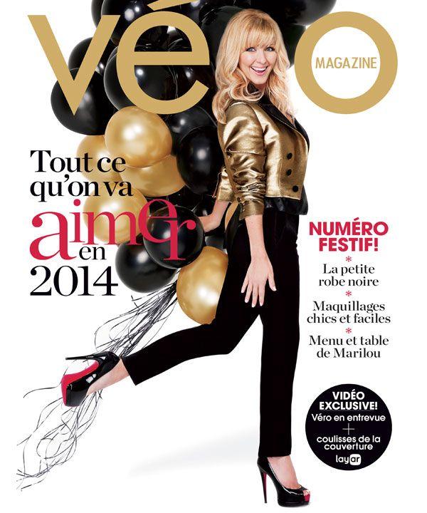 Couverture du Véro magazine no 2 En kiosque le 29 novembre 2013
