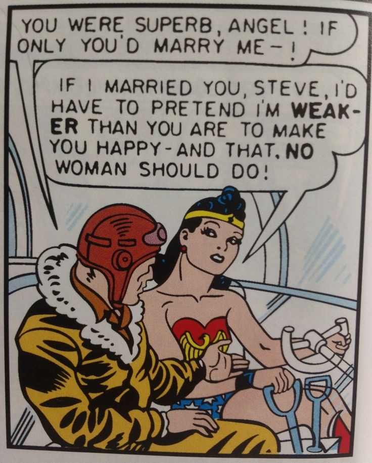 Wonder Woman #13 (1945) <-- *applauds vigorously*