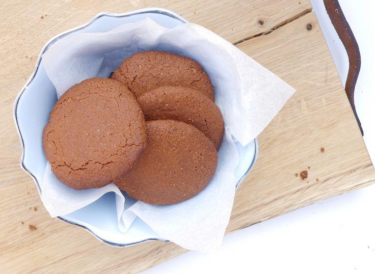 Skinny Six: Supersnelle chocoladekoekjes (Chickslovefood.com)