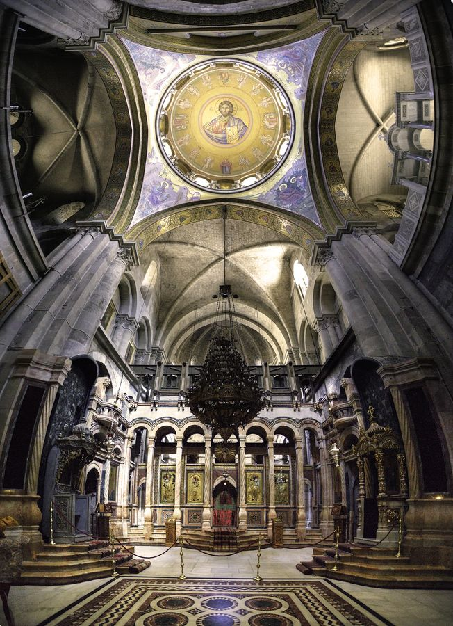 Church of the Holy Sepulchre, Jerusalem II by Asi Yacobovitch, via 500px