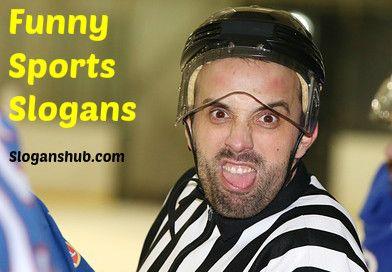 Funny Sports Slogans