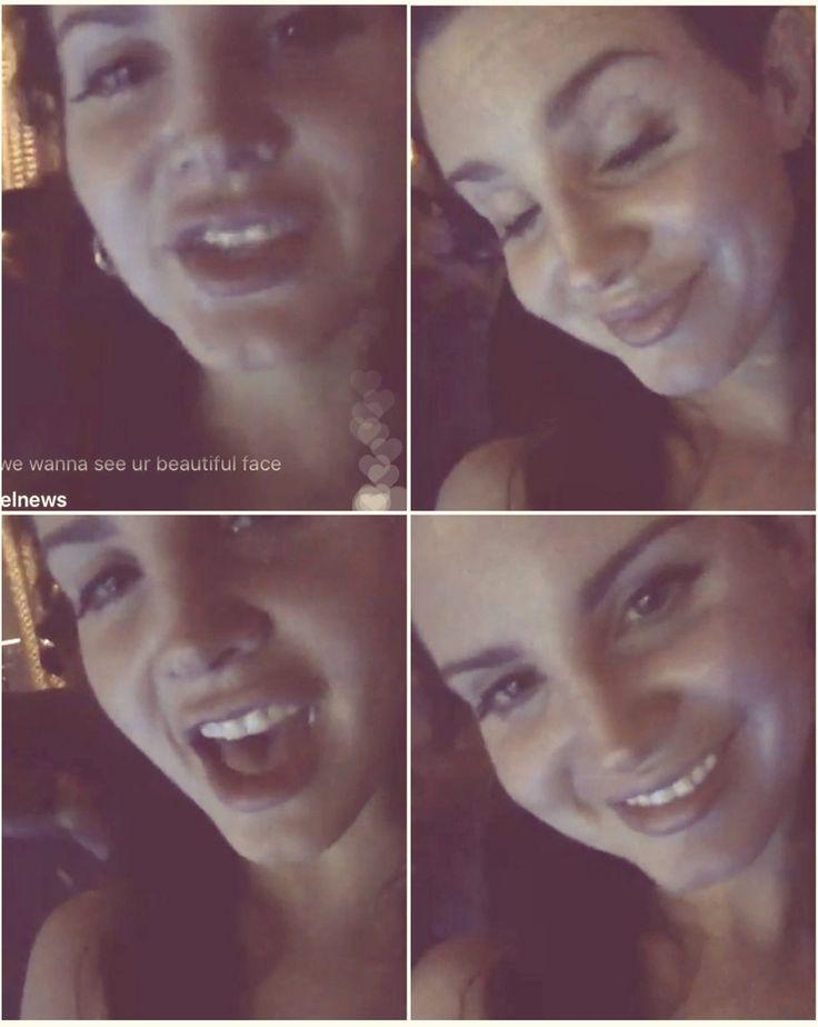 Lana Del Rey on Instagram livestream #LDR