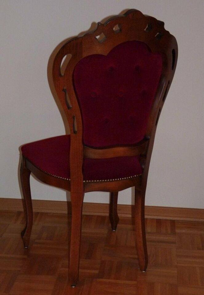 6 Esszimmerstuhle Stuhle Polsterstuhle Seven Sedie In Nordrhein Westfalen Westerkappeln Ebay Kleinanzeigen Polsterstuhl Esszimmerstuhle Stuhle