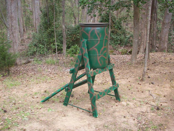 25 Best Ideas About Deer Feeders On Pinterest Best Deer