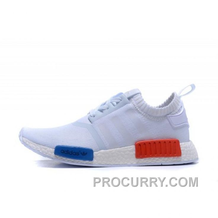 3c36a5eee Adidas Nmd White Blue Buy kenmore-cleaning.co.uk