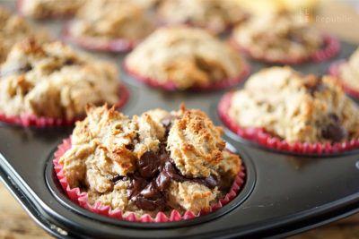 ber ideen zu kokosmehl muffins auf pinterest muffins kokosnuss und paleo. Black Bedroom Furniture Sets. Home Design Ideas
