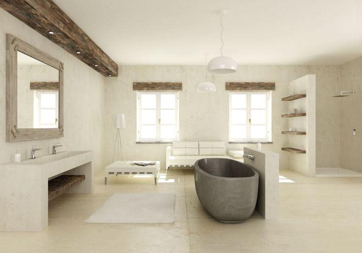 一日の疲れを癒す場所である、お風呂場。そこはゆっくりと湯船に浸かり、リラックスする場所。