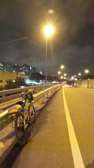 Night ride 14/10/2013
